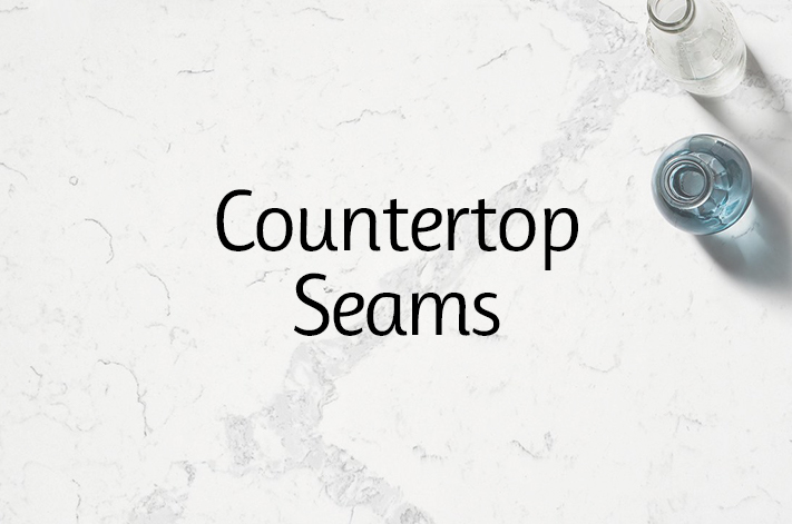 Countertop Seams
