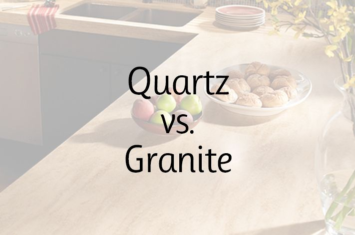 Quartz vs Granite: Attributes & Aesthetics of Your Countertop Options